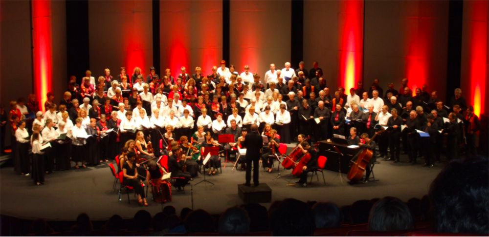 Ensemble Vocal d'Aix les Bains