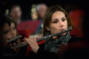 OHA, flûte