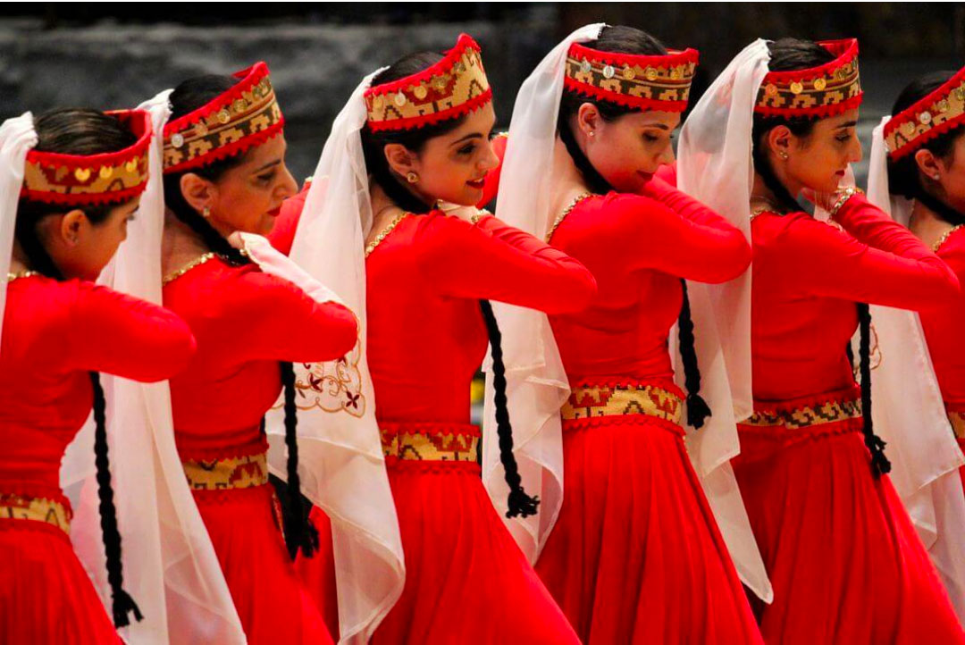 Armenian Dances (Part 1)