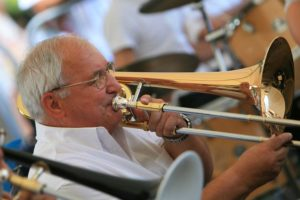 OHA, trombone