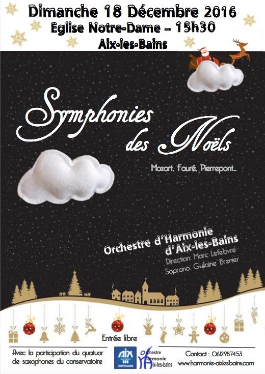 Symphonies des Noëls