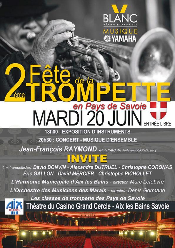 2ème fête de la trompette
